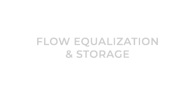 Flow Equalization & Storage