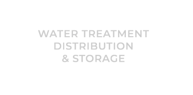 Water Treatment, Distribution & Storage